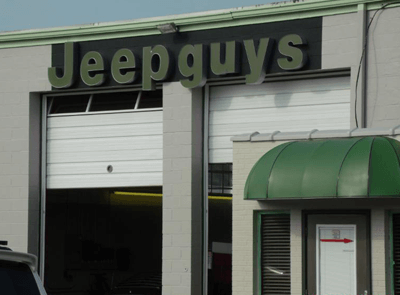Jeep Guys | The Autotrends image #2